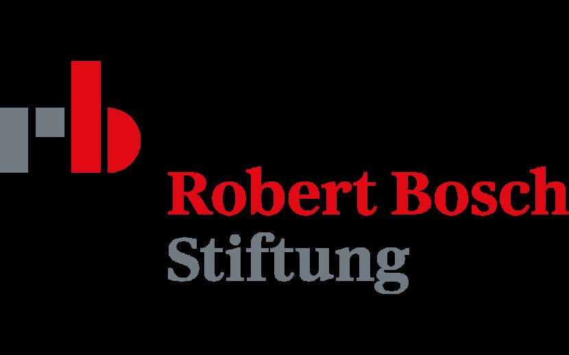 Logo der Robert Bosch Stiftung